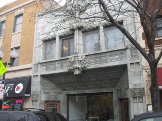 Krause Music Store by Louis Sullivan