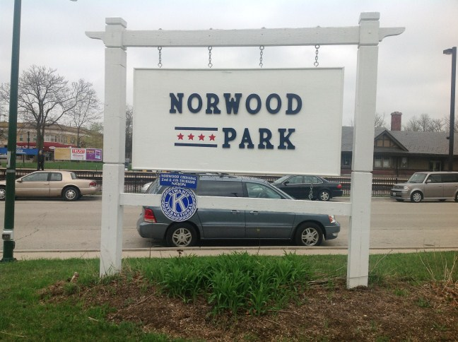 Real estate appraisals in Chicago's Norwood Park neighborhood