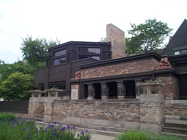 Frank Lloyd Wright Home And Studio Frank Lloyd Wright Studio